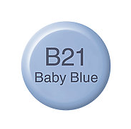 Copic Ink B21 Baby Blue