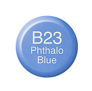 Copic Ink B23 Phthalo Blue