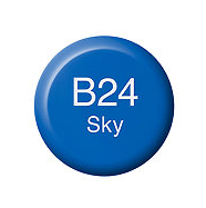 Copic Ink B24 Sky