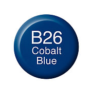 Copic Ink B26 Cobalt Blue
