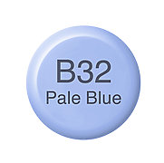 Copic Ink B32 Pale Blue