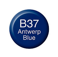 Copic Ink B37 Antwerp Blue