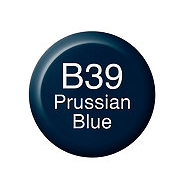 Copic Ink B39 Prussian Blue