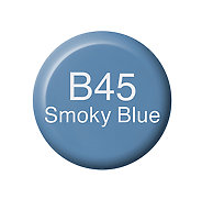 Copic Ink B45 Smoky Blue