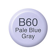 Copic Ink B60 Pale Blue Gray
