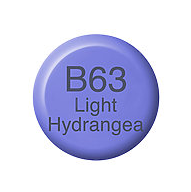 Copic Ink B63 Light Hydrangea