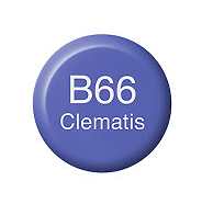 Copic Ink B66 Clemantis