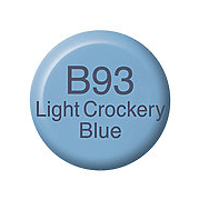 Copic Ink B93 Light Crockery Blue