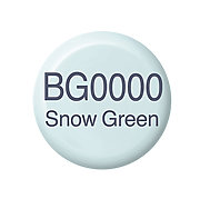 Copic Ink BG0000 Snow Green