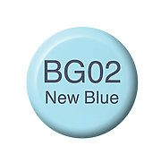 Copic Ink BG02 New Blue