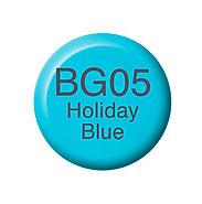 Copic Ink BG05 Holiday Blue