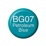 Copic Ink BG07 Petroleum Blue