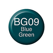 Copic Ink BG09 Blue Green