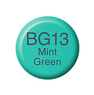Copic Ink BG13 Mint Green