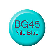 Copic Ink BG45 Nile Blue