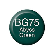 Copic Ink BG75 Abyss Green