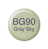 Copic Ink BG90 Gray Sky