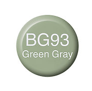 Copic Ink BG93 Green Gray