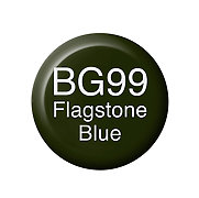 Copic Ink BG99 Flagstone Blue