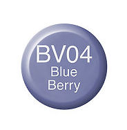 Copic Ink BV04 Blue Berry