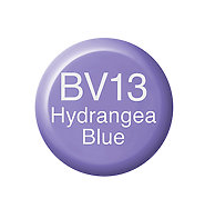 Copic Ink BV13 Hydrangea Blue