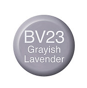 Copic Ink BV23 Grayish Lavender