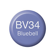 Copic Ink BV34 Bluebell
