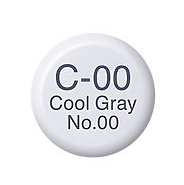 Copic Ink C00 Cool Gray No. 00