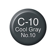 Copic Ink C10 Cool Gray No. 10
