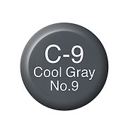 Copic Ink C9 Cool Gray No. 9