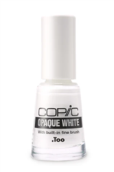 Copic Opaque White with Brush 6ml