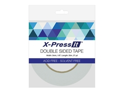 X-Press It Double Sided Tissue Tape (1/8 inch x 27yd)