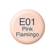 Copic Ink E01 Pink Flamingo