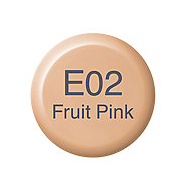 Copic Ink E02 Fruit Pink