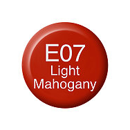 Copic Ink E07 Light Mahogany