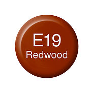 Copic Ink E19 Redwood
