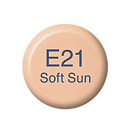 Copic Ink E21 Soft Sun