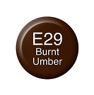Copic Ink E29 Burnt Umber