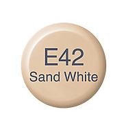Copic Ink E42 Sand White