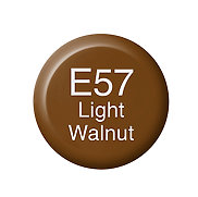 Copic Ink E57 Light Walnut