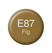 Copic Ink E87 Fig