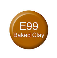 Copic Ink E99 Baked Clay
