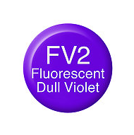 Copic Ink FV2 Fluorescent Dull Violet
