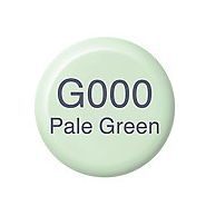 Copic Ink G000 Pale Green
