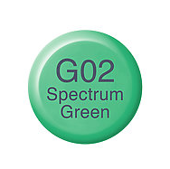 Copic Ink G02 Spectrum Green