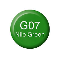 Copic Ink G07 Nile Green