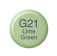 Copic Ink G21 Lime Green
