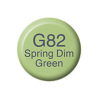 Copic Ink G82 Spring Dim Green