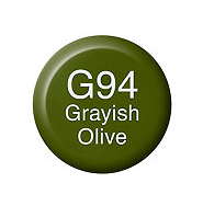 Copic Ink G94 Grayish Olive