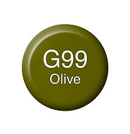 Copic Ink G99 Olive